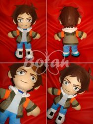Lance plush version by Momoiro-Botan