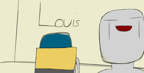 Happy Louis by LouisTheLime