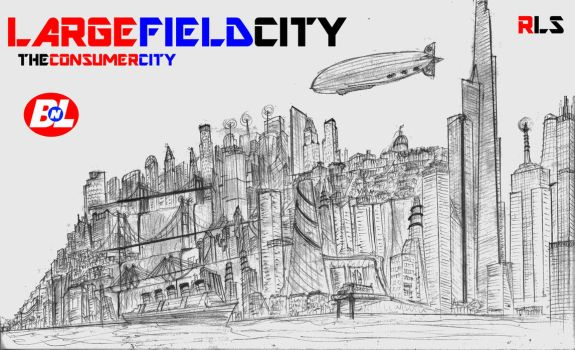 Largefield City 2011 by RolandLatoreSpeed