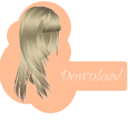 [MMD] FRINGE HAIR [+DL] by Sims3Ripper