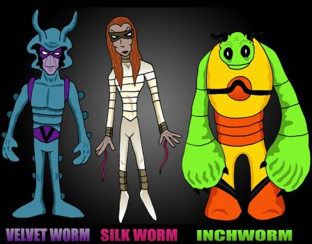 Worm Corps. by Lordwormm