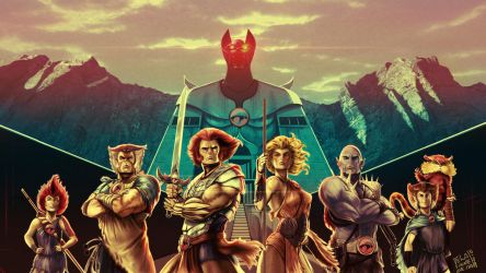 Thundercats by cdelafuente