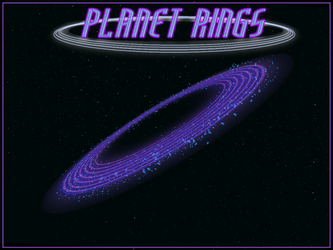 Planet Rings by Geosammy