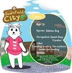 Dawnfield City~Coco by NightRainExplorer