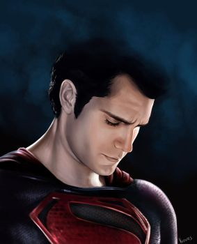 Man of steel by ValenteS