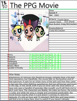Admirable Animation: The Powerpuff Girls Movie by MikeTheHuman113