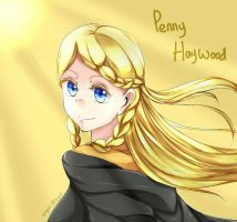Penny Haywood by KaganeMikasa
