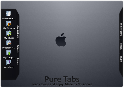 Pure Tabs by FusionIce