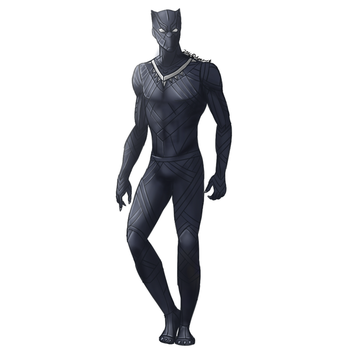 Black Panther by dvanw6
