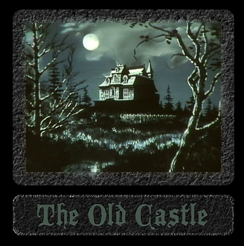 The Old Castle by RobinSmurf