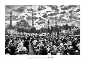 Iftar by volkanersoy