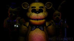 [SFM/FNAF] The One in the Back by MrClay1983