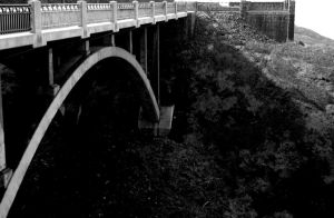 Whats under the bridge? by avatare