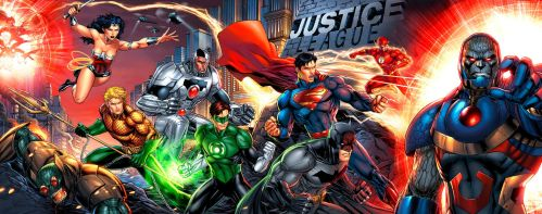 Justice League by JPRart
