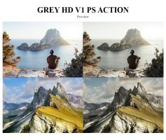 Grey HD V1 by yousefcia