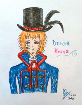 Drocell Keinz by AlexisYoko