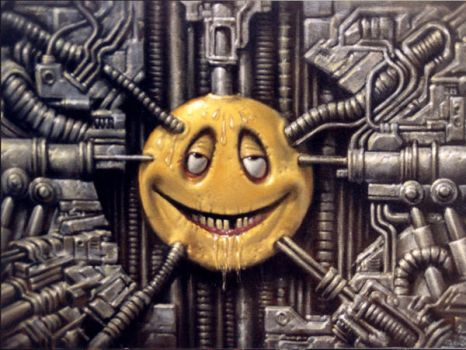 Smiley Machine by spoof-or-not-spoof