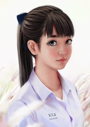 Thai student by jin03