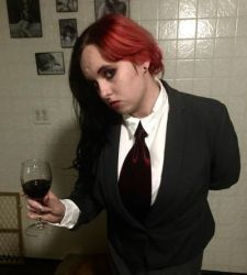 FemDarkiplier Cosplay 2 by JupiterStarr
