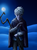 Jack Frost by Starwarrior4ever
