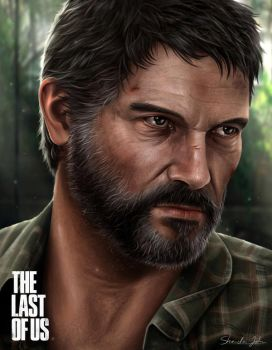 The Last of Us - JOEL by Sheridan-J