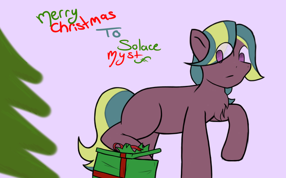 christmas present for Solace Myst 3 of 3 by Flutter2013