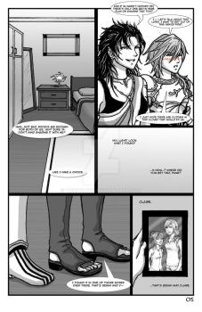 A Life with Fang Ch 01 Pg 05 by trixdraws
