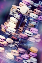 Macaroons by Ur6o