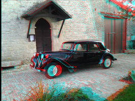 Car at Barro 3D by xmancyclops