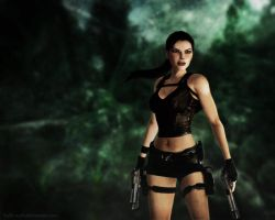 Tomb Raider - 5 by Halli-well