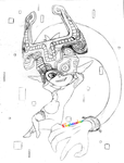 Midna by KTechnicolour