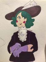 Eclipsa Butterfly!! by PichuuuChan