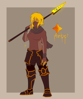 Amber by Goopystuff