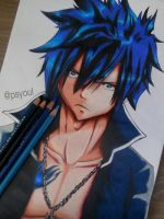 Gray Fullbuster by psyoul