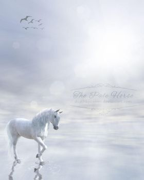 The Pale Horse by deathbycanon