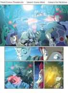 ThunderCats 1 page 2 cols by KatCardy