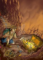 The Secrets of the Goblins by CARUTOONS