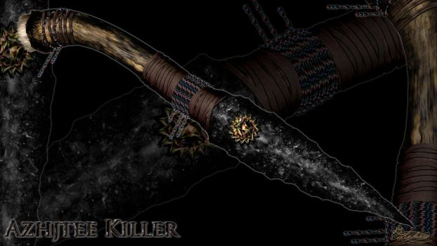 Azhjtee Killer by Ahakarin