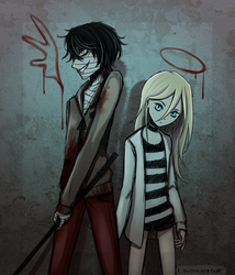 Angels of Death Tribute by EsotericLavender
