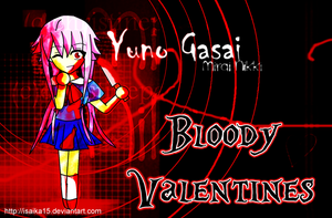 BLOODY VALENTINES by iSaika15