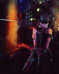 Blade Runner or Replicant? by okissop