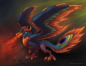 firebird by KhezuG