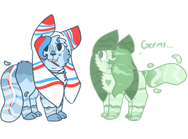 Hygiene Squidcats Auction CLOSED by cactus-child