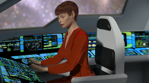 The T'Pol Enigma Scene 1 Shot 1 by AmethystPendant