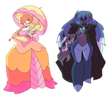 Quartz adopts [CLOSED] by Blissful-Rouzes