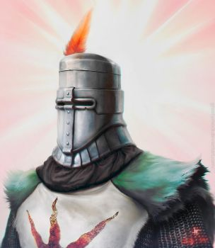 Solaire of Astora by GravityShock