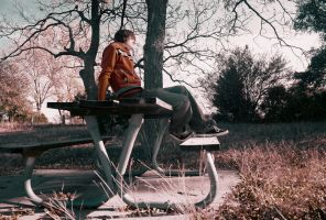 Picnic Table by kd5ytx