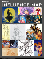 Influence Map by Nippy13