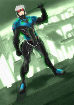CCC2010 NIGHTWING Final-WIP06 by JeanSinclairArts