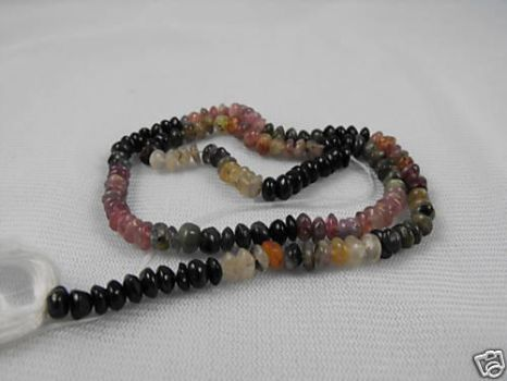 Tourmaline Beads by thehippi